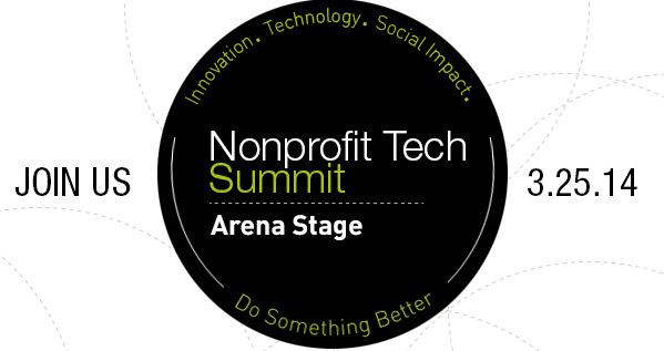 2014 Nonprofit Technology Summit on March 25