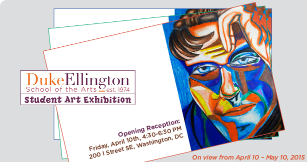 Duke Ellington School of the Arts Student Exhibition