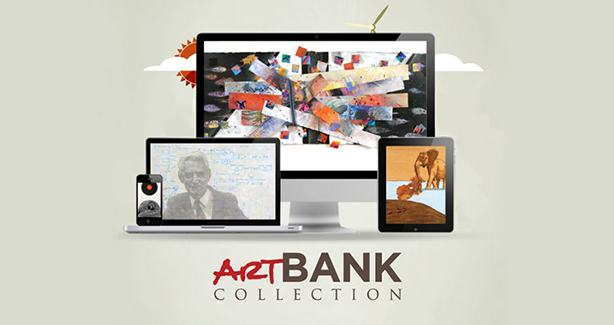 Art Bank Collection Logo