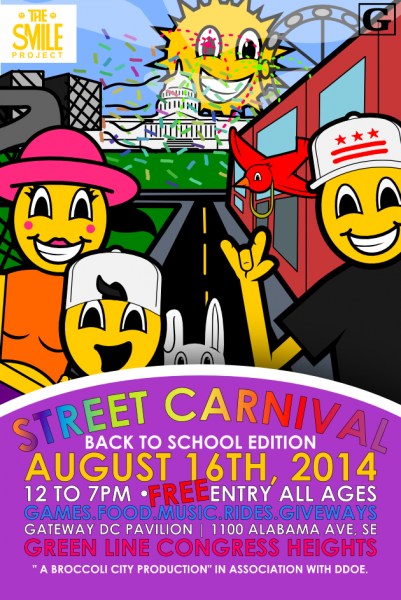 Back to School Street Carnival