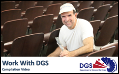View the 'Work With DGS - Compilation Video'