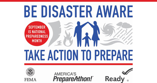 2014 National Preparedness Month