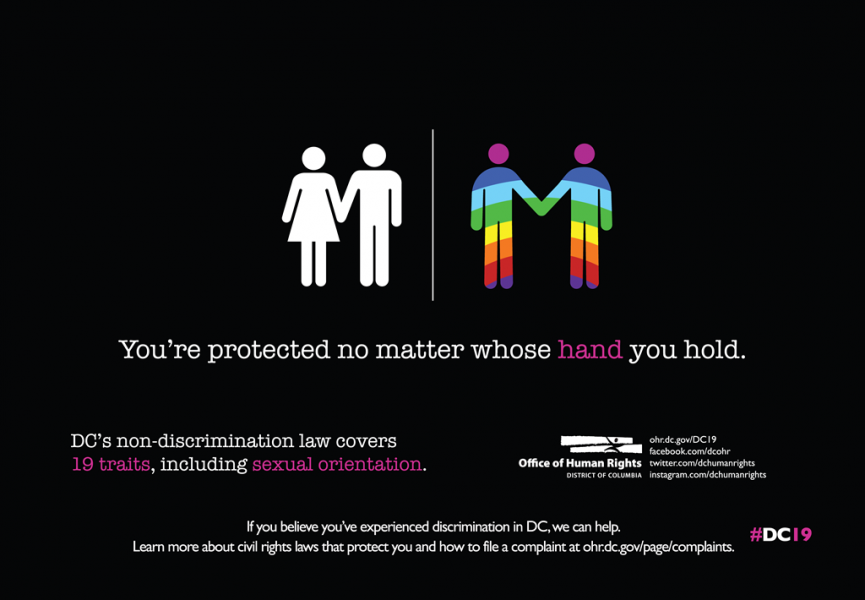 #DC19: Sexual Orientation Ad (Men)