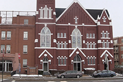 Vermont Avenue Baptist Church