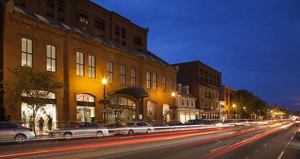 Georgetown Service Center
