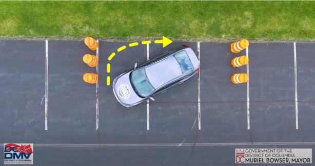 learn how to parallel parking using these five steps.