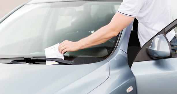 DC DMV Ticket Alert Service (TAS)