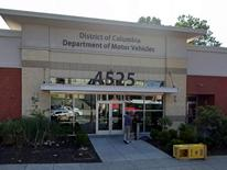 Benning Ridge Service Center DC DMV