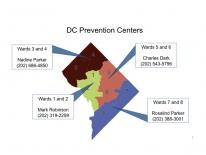 DC Prevention Centers