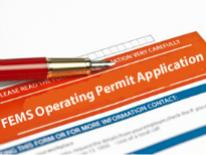Operational Permit application image